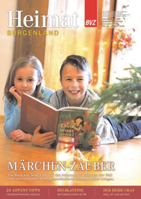 Titelblatt NÖN Heimat Burgenland