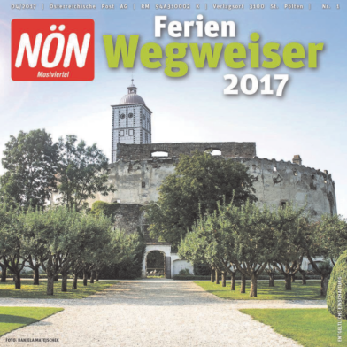 Titelblatt NÖN FWW Mostviertel