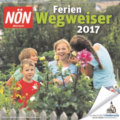 Titelblatt NÖN FWW Weinviertel