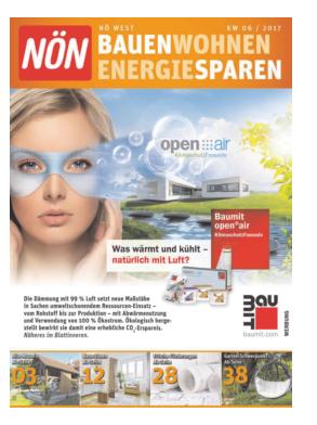 Titelblatt NÖN Extra West