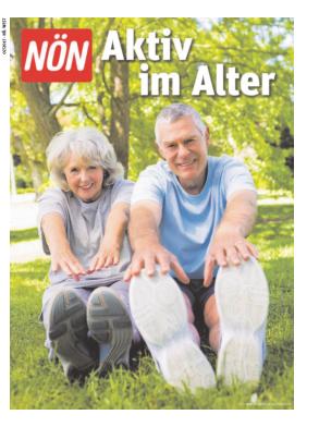 Titelblatt NÖN NOEN Landeszeitung Extra West