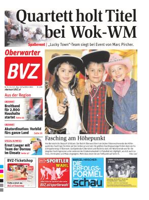 Titelblatt NÖN Oberwart