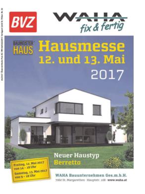 Titelblatt NÖN BVZ Gesamt