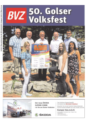 Titelblatt NÖN bvz - Extra Nord