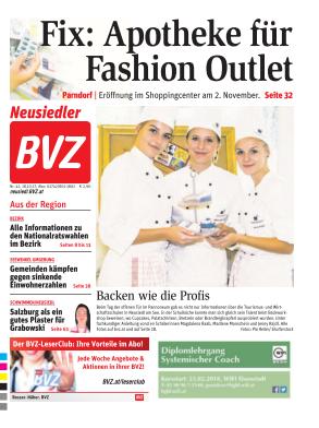 Titelblatt NÖN Neusiedl