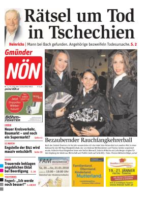 Titelblatt NÖN Gmuend