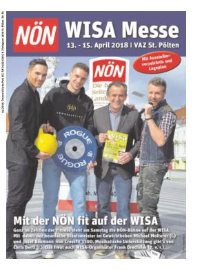 Titelblatt NÖN Extra St.Poeltner