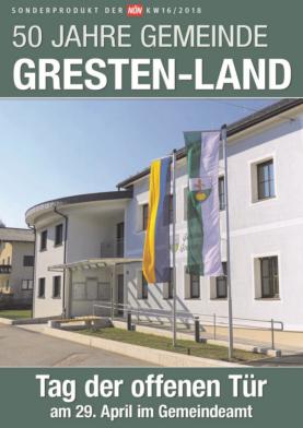 Titelblatt NÖN Akzidenz Zentral