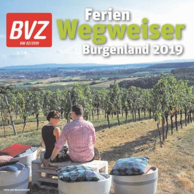 Titelblatt NÖN Akzidenz Burgenland