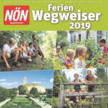 Titelblatt Ferienwegweiser Niederoesterreich