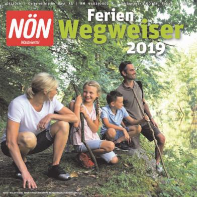 Titelblatt NÖN FWW Waldviertel