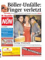 Titelblatt NÖN Wr. Neustadt
