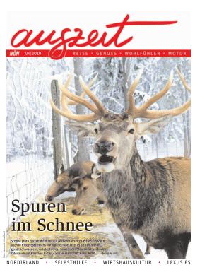 Titelblatt NÖN NÖN Auszeit