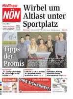 Titelblatt NÖN Moedling
