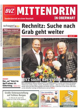 Titelblatt NÖN Postwurf Oberwarter