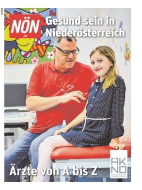 Titelblatt NÖN Extra Sued