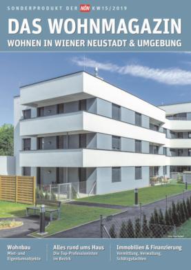 Titelblatt NÖN Akzidenz Sued