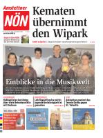 Titelblatt NÖN Amstetten