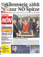 Titelblatt NÖN Zwettl