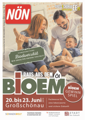 Titelblatt NÖN Bioem