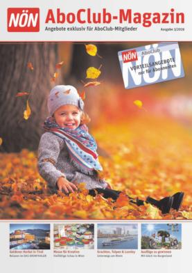Titelblatt NÖN Akzidenz Ring