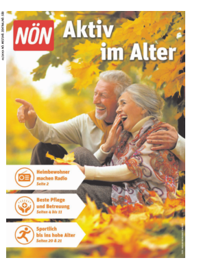 Titelblatt NÖN NOEN Landeszeitung Extra Zentral