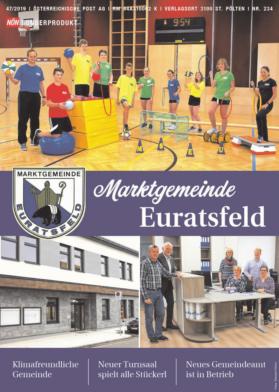 Titelblatt NÖN Heimat Niederoesterreich 1