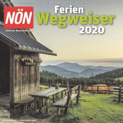 Titelblatt NÖN FWW Suedliches Niederoesterreich