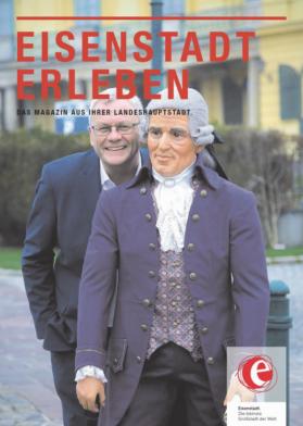 Titelblatt NÖN Hallo Burgenland