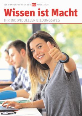 Titelblatt NÖN Ueberregionale Beilage BVZ