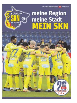 Titelblatt NÖN Extra Herzogenburg