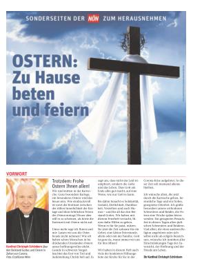 Titelblatt NÖN Extra Wien
