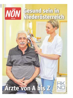 Titelblatt NÖN Extra Ost