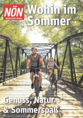 Titelblatt NÖN Wohin-Waldviertel-Krems
